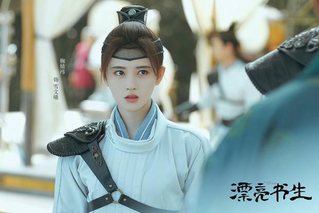 Lộ tạo hình giả nam đỉnh cao nhất phim Hàn, Cúc Tịnh Y bỗng bị netizen réo tên vào đây mà học tập - Ảnh 8.