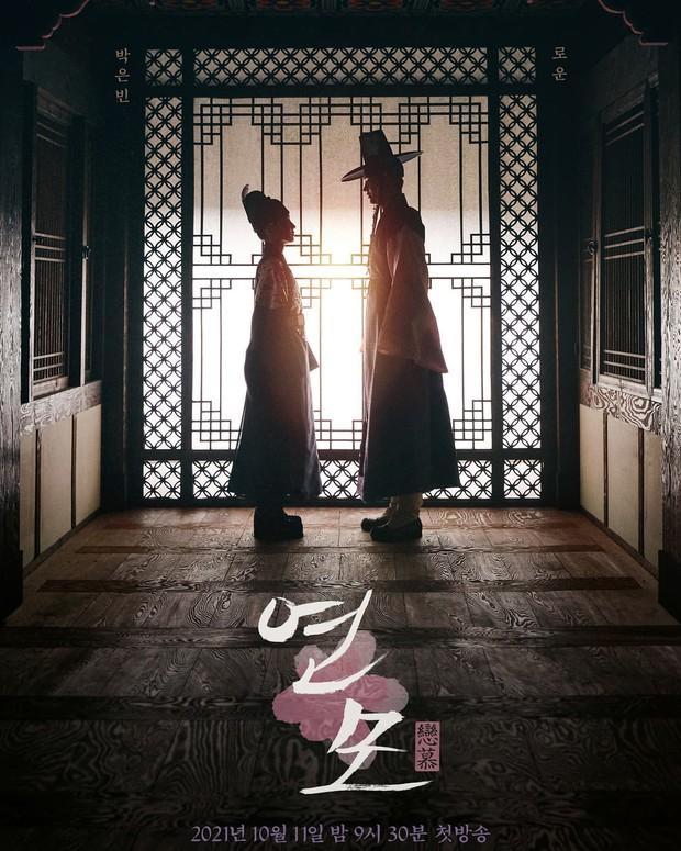Lộ tạo hình giả nam đỉnh cao nhất phim Hàn, Cúc Tịnh Y bỗng bị netizen réo tên vào đây mà học tập - Ảnh 9.