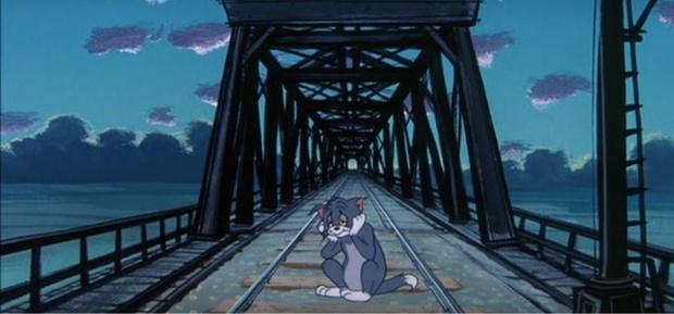 Rùng mình với tập phim Tom Và Jerry duy nhất bị cấm chiếu: Tràn ngập cảnh tự tử và trầm cảm, trẻ con tuyệt đối không được xem! - Ảnh 5.