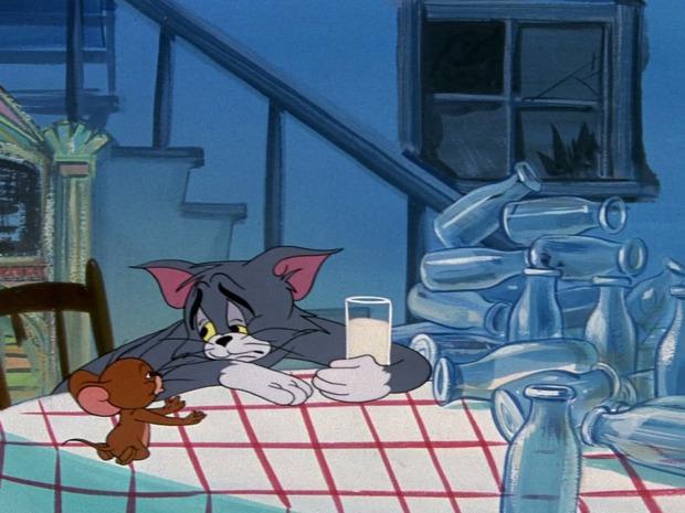 Rùng mình với tập phim Tom Và Jerry duy nhất bị cấm chiếu: Tràn ngập cảnh tự tử và trầm cảm, trẻ con tuyệt đối không được xem! - Ảnh 6.