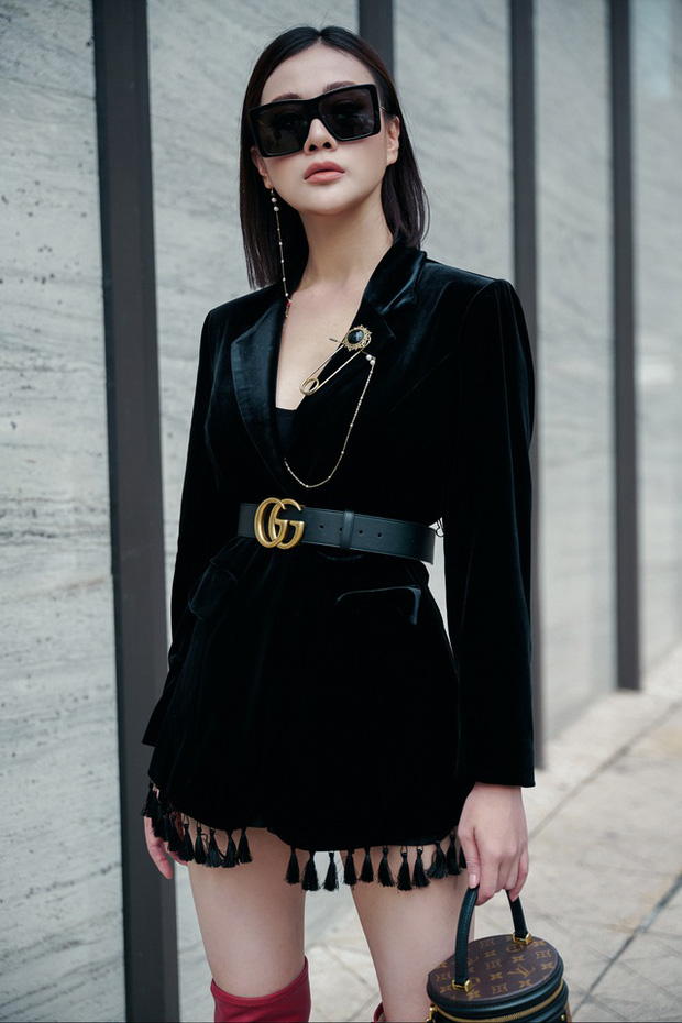 Đập tan tin đồn dùng hàng fake, Phương Oanh được chứng minh diện khăn Chanel xịn 100% trong Hương Vị Tình Thân - Ảnh 12.