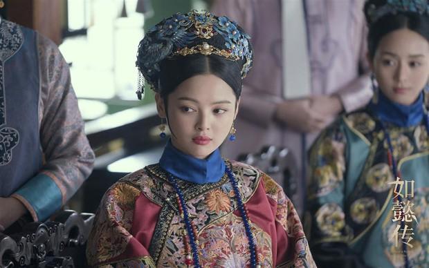 2 mỹ nhân từng bị Hoắc Kiến Hoa tát thật 100% trên phim: Triệu Lệ Dĩnh té sấp mặt, cô còn lại xém bất tỉnh trên set quay - Ảnh 7.