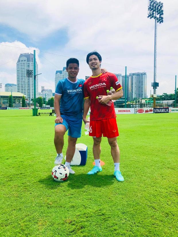 Đồng đội nghỉ ngơi, Công Phượng vùi mình tập luyện để sớm trở lại tuyển Việt Nam - Ảnh 2.