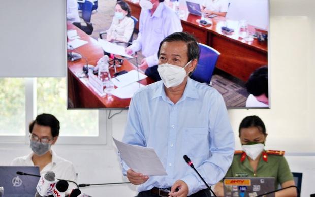 Nhân viên y tế chống dịch TP.HCM hưởng phụ cấp tiền ăn 120.000 đồng/ngày - Ảnh 1.