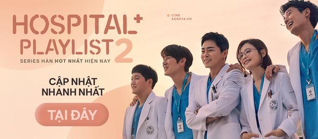 Netizen bấn loạn khi Ik Jun - Song Hwa hôn nhau cực ngọt ở Hospital Playlist: Đợi hơn 1 năm quả là xứng đáng! - Ảnh 8.