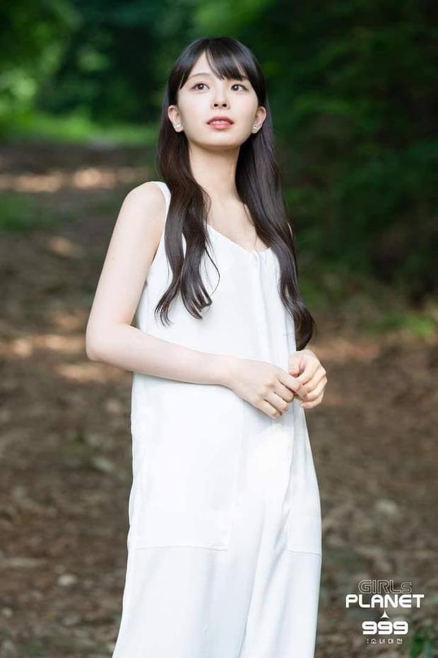 Top 1 Girls Planet 999 hiện tại: Idol Nhật Bản toàn năng, nghi vấn gia thế khủng, truyền nhân tóc mái của Lisa - Ảnh 1.