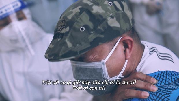 """Phân đoạn ám ảnh nhất trong phóng sự """"Ranh giới"""" của VTV: Điều đau đớn nhất, chính là không kịp nói lời tạm biệt - Ảnh 5."""