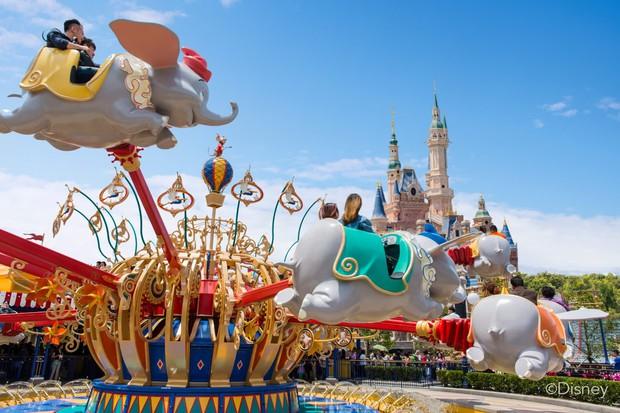 Nở rộ dịch vụ thuê xe lăn, đẩy xe lăn cho du khách lười cuốc bộ mà vẫn thích thăm quan tại Disneyland Trung Quốc - Ảnh 6.