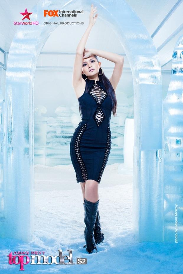 Soi ảnh Phan Như Thảo gần 10 năm trước: Body người mẫu khiến đại gia mê đắm, visual thế nào mà lấn át Ngọc Trinh? - Ảnh 10.