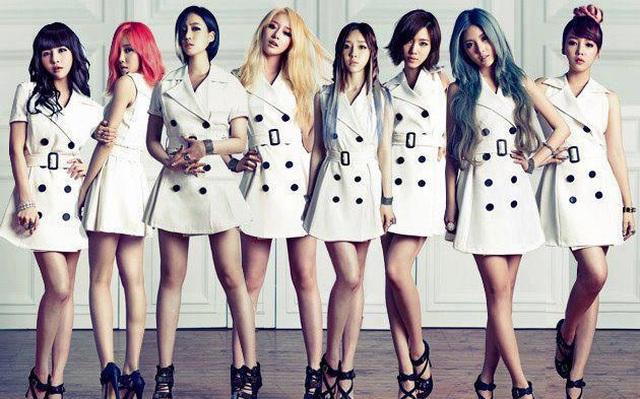 T-ara hoàn hảo nhất với 8 thành viên?