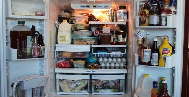 Sai lầm thường gặp khi bảo quản đồ trong tủ lạnh khiến cho thực ...