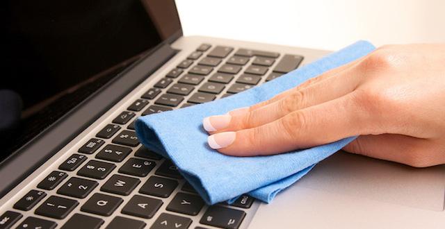 """5 bước vệ sinh laptop đơn giản để máy luôn sạch sẽ thơm tho """"không ..."""