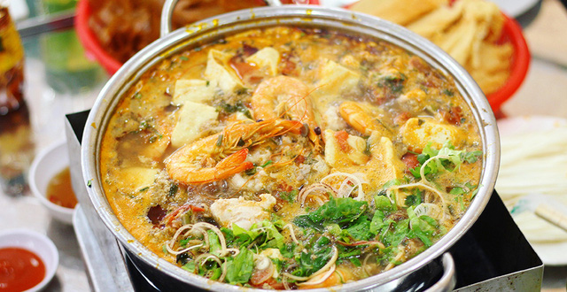 Lẩu cua đồng Hải Phòng, món ẩm thực Hải Phòng ngon - bổ - rẻ