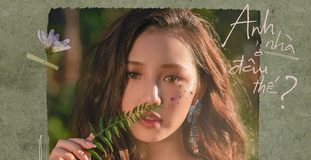 """Anh Nhà Ở Đâu Thế"""" - Ca khúc mang danh hiệu """"công chúa thả thính"""" đến cho  AMEE - tân binh ấn tượng nhất Vpop 2019!"""