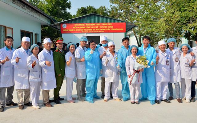 16 người nhiễm Covid-19 ở Việt Nam đã khỏi bệnh
