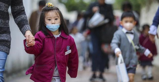Kết quả hình ảnh cho học sinh nghỉ học tránh virus corona