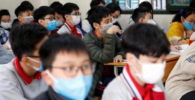 Làm thế nào để ngăn chặn sự lây truyền của virus corona trong môi trường lớp học, giảng đường? - Ảnh 2.