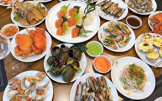 Điểm danh 4 món siêu hot trong buffet hải sản, hết cách ly rồi đi ăn ngay  cho bõ thèm!