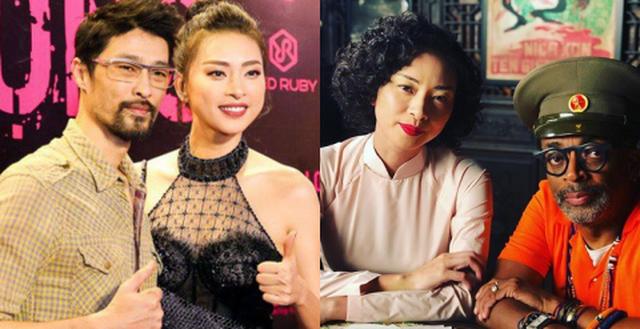 Ngô Thanh Vân và tình cũ Johnny Trí Nguyễn cùng góp mặt phim về ...