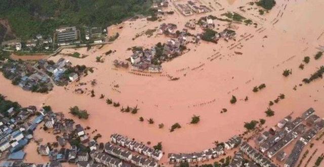 Trung Quốc: Tại sao đập Tam Hiệp không cản nổi lũ lụt trên sông ...