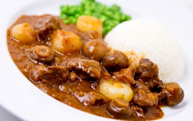Kết quả hình ảnh cho cơm tây hayashi
