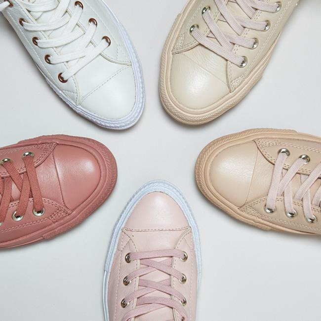 Giày Converse có thể xinh yêu, sang chảnh đến như thế này sao? - Ảnh 3.