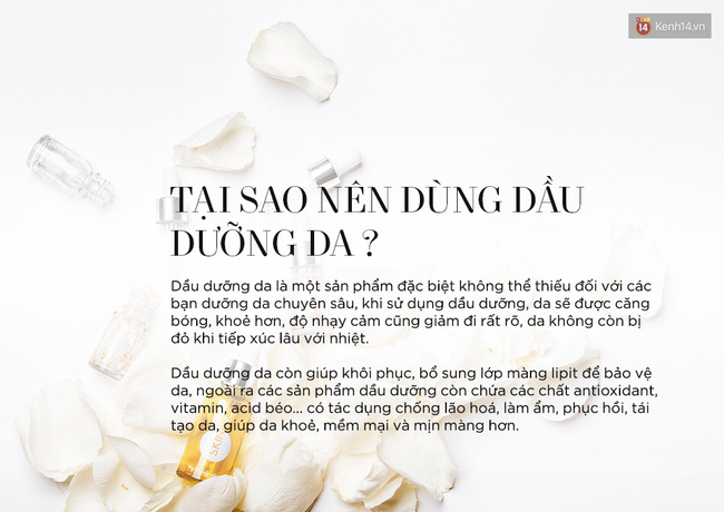 Dưỡng da với oil từ A đến Z với beauty blogger Thúy Võ - Ảnh 6.