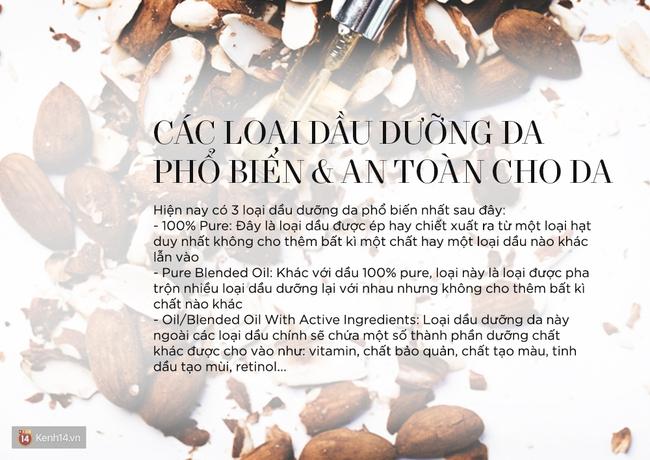 Dưỡng da với oil từ A đến Z với beauty blogger Thúy Võ - Ảnh 7.