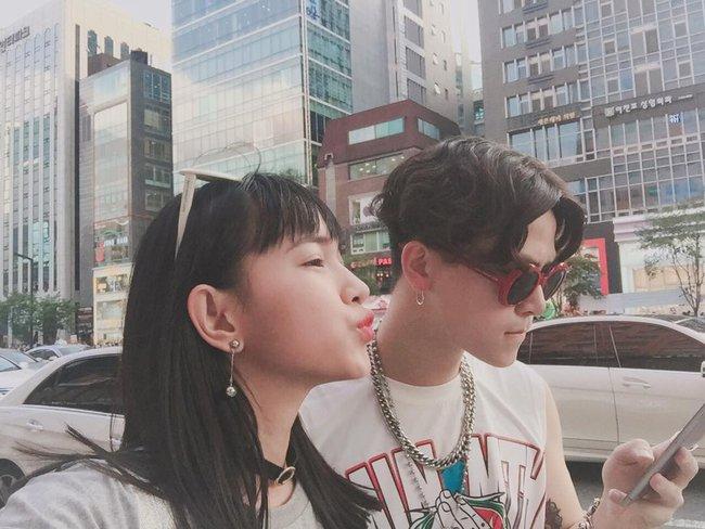 Châu Bùi và bạn trai khoe ảnh đi xem concert Big Bang, du lịch siêu chất tại Hàn Quốc - Ảnh 4.