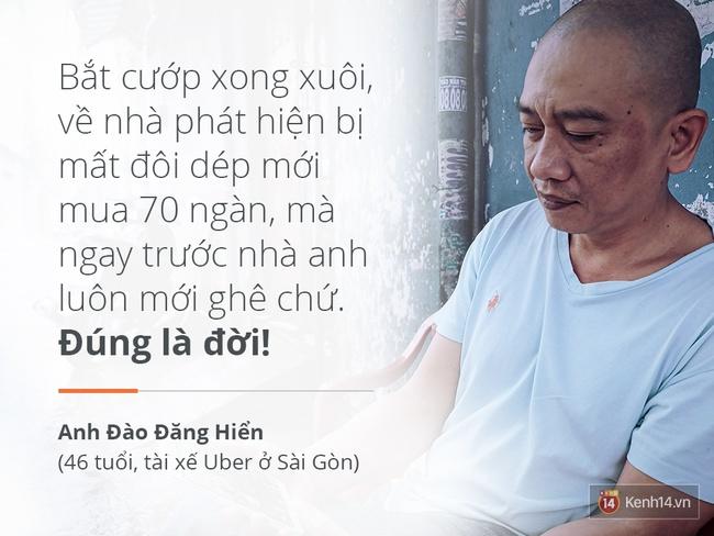 Anh lái taxi vui tính nhất Sài Gòn và chuyện Sống trên đời mỗi người nhường nhau một tí, thì chuyện gì cũng giải quyết - Ảnh 5.