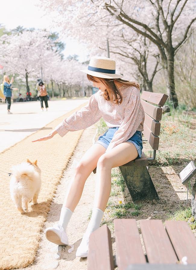 Mũ cói - Sắm ngay kẻo muộn nếu bạn yêu thích phong cách yểu điệu, xinh xắn - Ảnh 12.
