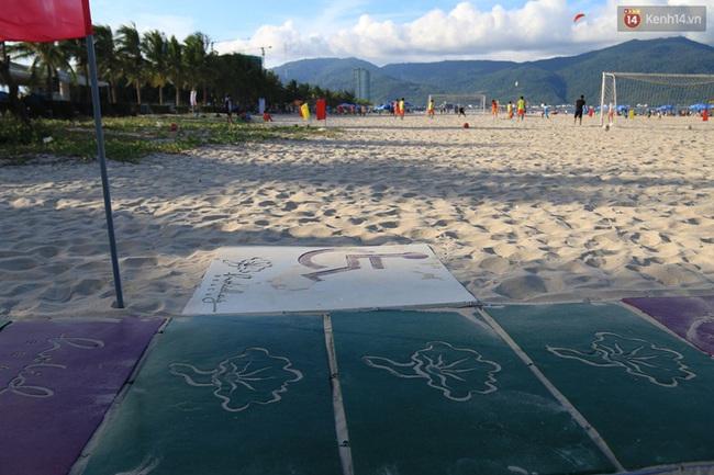 Đà Nẵng khánh thành đường ra biển dành riêng cho người khuyết tật - Ảnh 3.