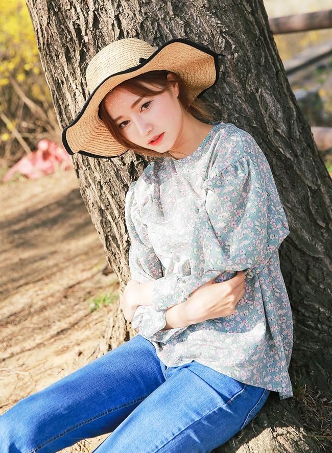 Mũ cói - Sắm ngay kẻo muộn nếu bạn yêu thích phong cách yểu điệu, xinh xắn - Ảnh 11.