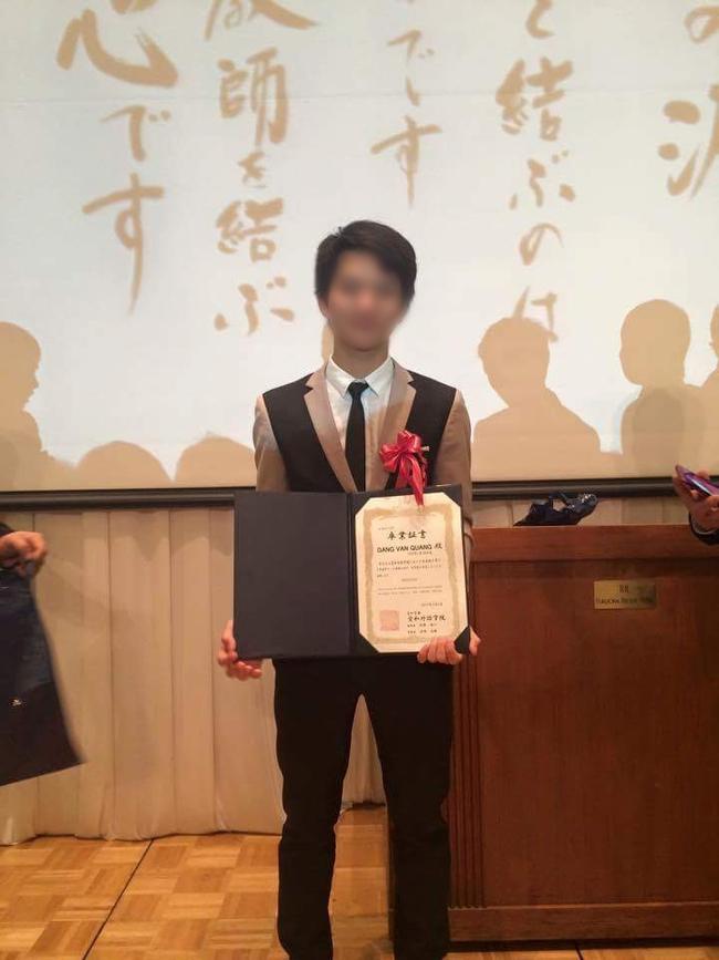 Du học sinh tử vong vì nước cuốn ở Nhật Bản, gia đình không có tiền đưa con về nước - Ảnh 3.