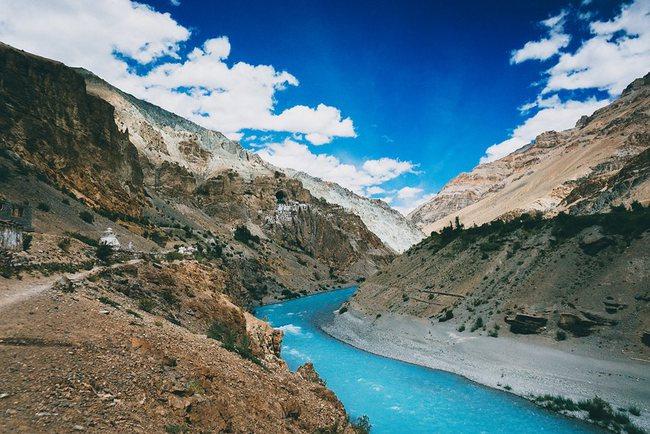 """Ladakh - """"Tiểu Tây Tạng"""" của Ấn Độ: Đừng đến nếu bạn thích an nhàn!"""