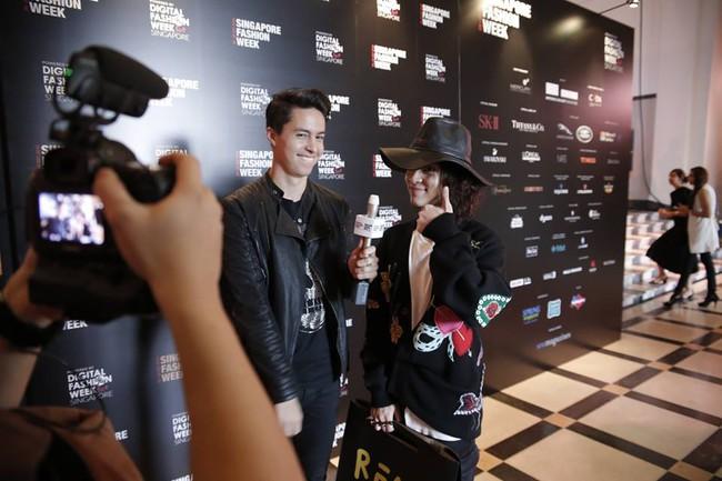 Kelbin Lei chi đến hơn 260 triệu đồng để dự Singapore Fashion Week , đụng túi hiệu với Hồ Ngọc Hà - Ảnh 6.