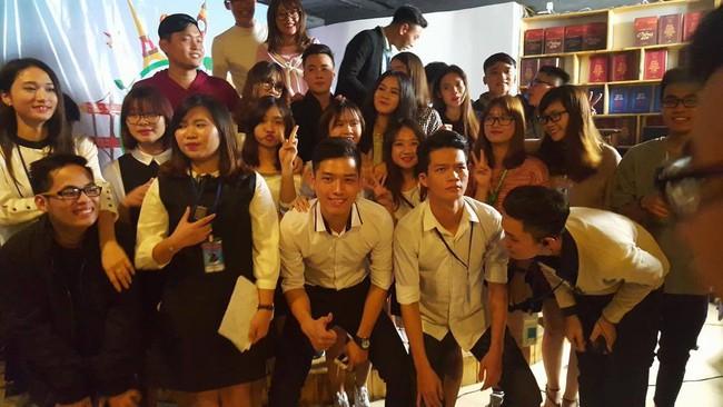Buổi giao lưu thú vị của những sinh viên Bách Khoa đam mê phim ảnh - Ảnh 2.