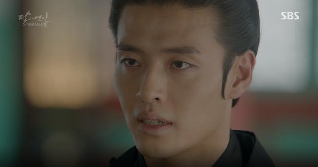 """""""Moon Lovers"""": Mặc cảm tội lỗi, Seohyun gieo mình tự vẫn - Ảnh 14."""