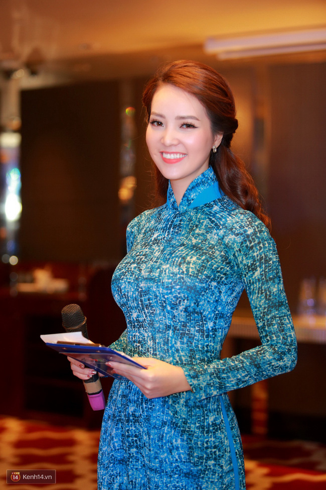 Á hậu Thanh Tú đọ sắc cùng người đẹp biển Đào Thị Hà sau cuộc thi HHVN 2016 - Ảnh 8.