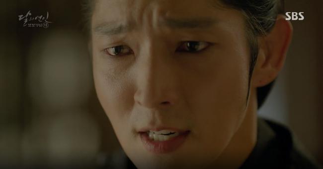 """""""Moon Lovers"""": Mặc cảm tội lỗi, Seohyun gieo mình tự vẫn - Ảnh 16."""