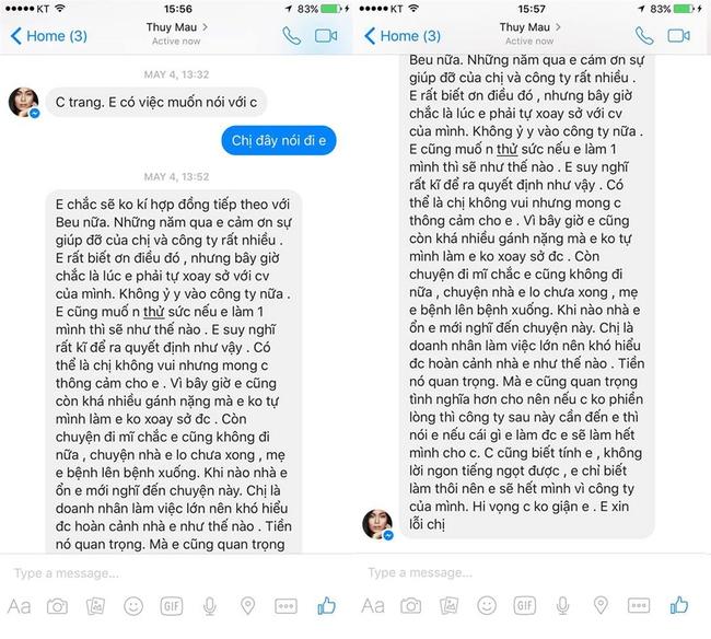 Phía VNTM lên tiếng tố Kha Mỹ Vân làm việc vô tổ chức, Mâu Thủy đã xin lỗi trực tiếp bà Trang Lê - Ảnh 6.