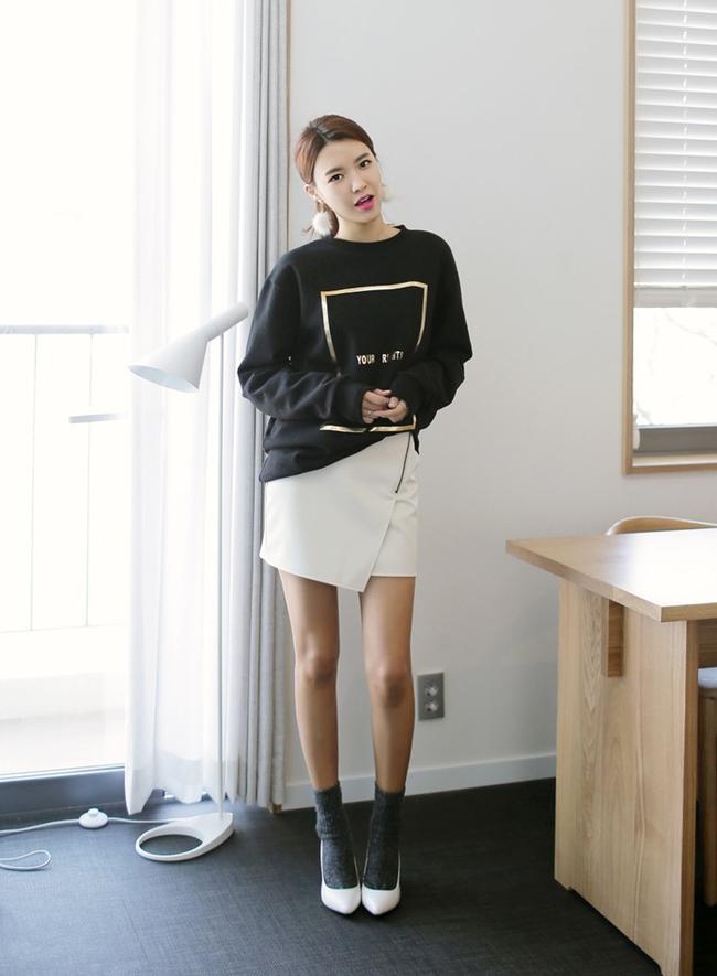 Trời lạnh lắm rồi, bạn đã biết cách mặc đúng trend với 6 món đang có sẵn trong tủ chưa? - Ảnh 4.