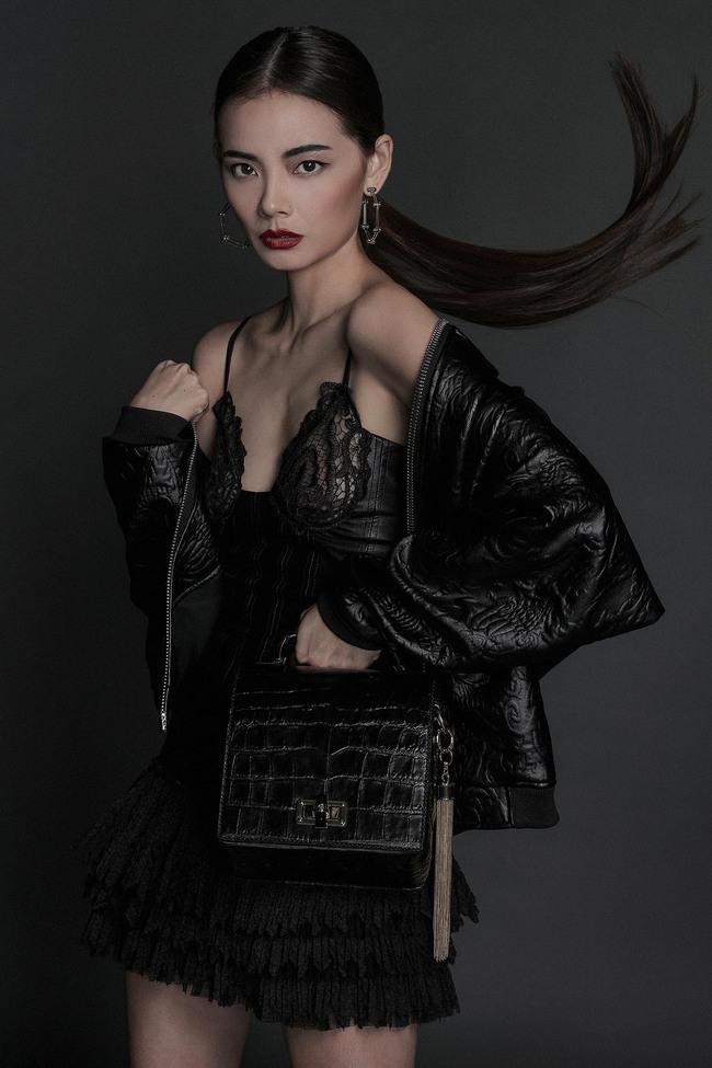 Hoa hậu Mỹ Linh hiền lành giữa dàn mỹ nhân sexy tới bến như Angela Phương Trinh, Mai Ngô, Chi Pu... - Ảnh 12.