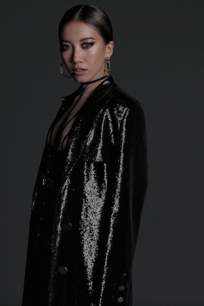 Hoa hậu Mỹ Linh hiền lành giữa dàn mỹ nhân sexy tới bến như Angela Phương Trinh, Mai Ngô, Chi Pu... - Ảnh 14.