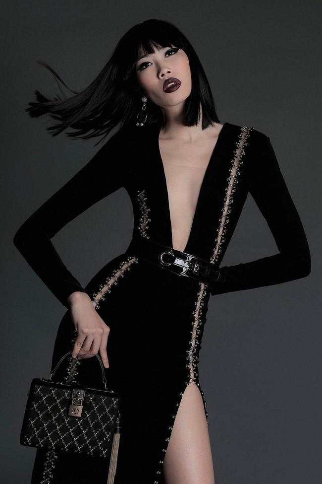 Hoa hậu Mỹ Linh hiền lành giữa dàn mỹ nhân sexy tới bến như Angela Phương Trinh, Mai Ngô, Chi Pu... - Ảnh 15.