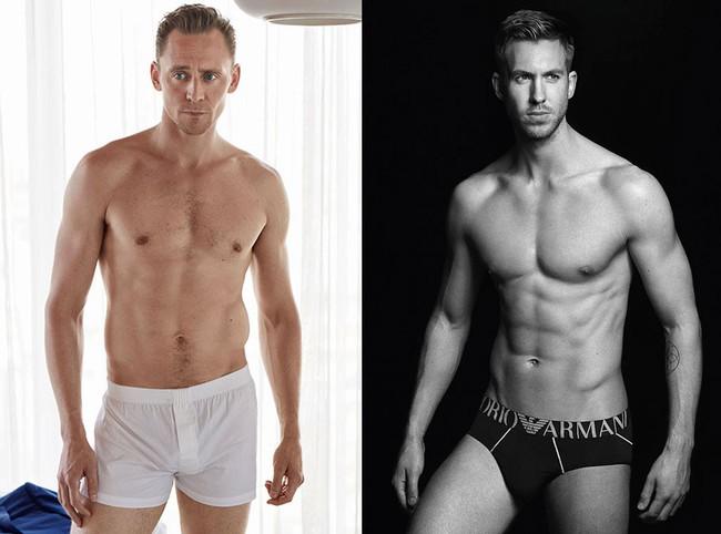 Vì hẹn hò với Taylor, Tom Hiddleston mất cơ hội thế chỗ Calvin Harris quảng cáo đồ lót cho Armani - Ảnh 2.
