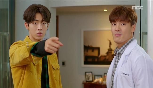 Tiên Nữ Cử Tạ: Cứ skin-ship thế này, Nam Joo Hyuk sẽ sớm phát ghen vì Sung Kyung! - Ảnh 25.