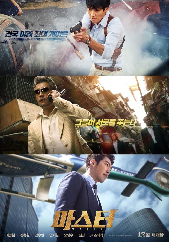 Điện ảnh Hàn tháng 12: Sân khấu của Kim Woo Bin và Kang Dong Won? - Ảnh 33.