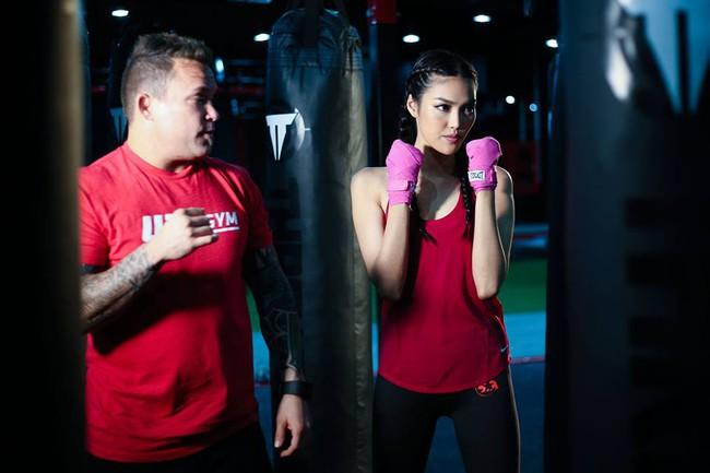 Huyền thoại MMA ngạc nhiên về khả năng võ thuật của Lan Khuê - Ảnh 5.