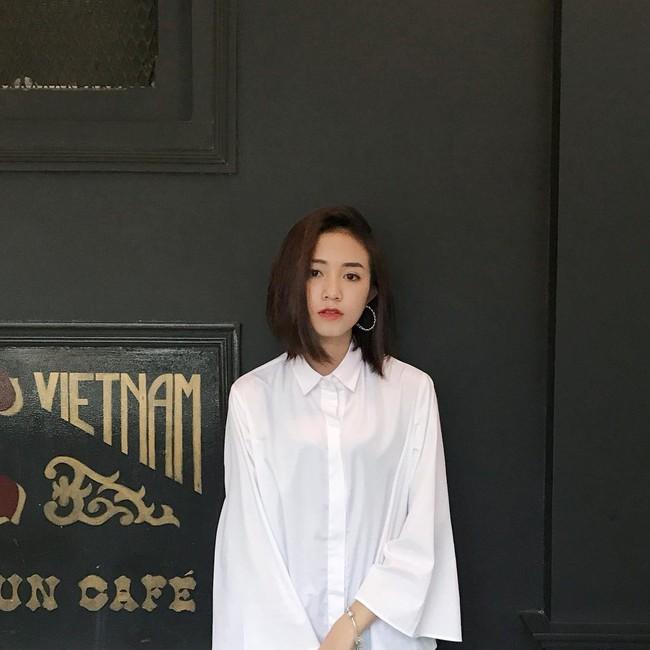 Update 7 pha đổi tóc đẹp miễn chê của loạt hot girl Việt thời gian qua - Ảnh 8.